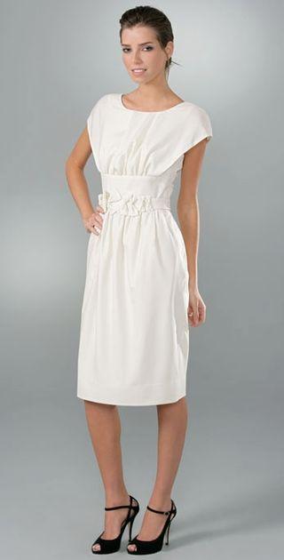 Ports 1961 Cap Sleeve Dress, $795 at Shopbop.com