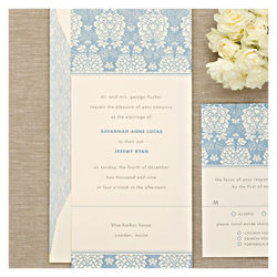 WPD letterpress damask