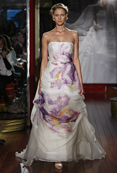 Atelier aimee floral gown
