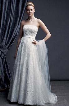 Davids bridal lace