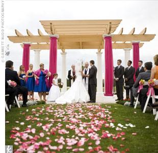 Britt's ceremony image