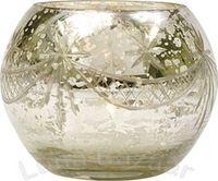 Mercury globe silver