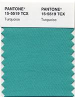 Pantone-turquoise