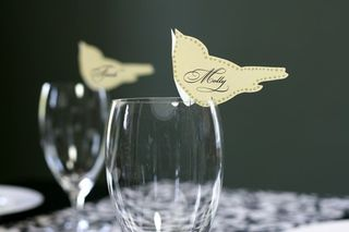 Bird place cards