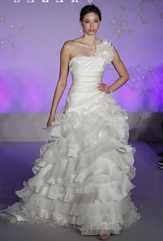 Cheap Wedding Dresses In Orlando Fl 61 Lovely Lazaro ruffles Anne Barge