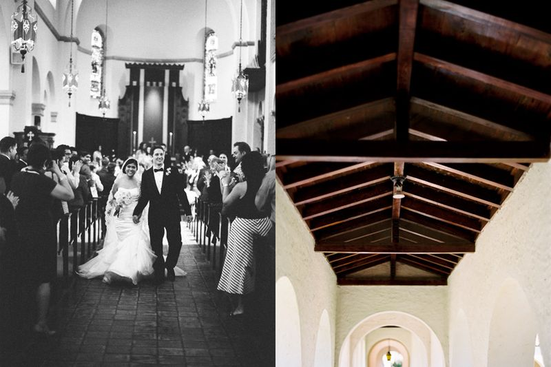 Knowles chapel recessional