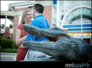 Uf engagement gator