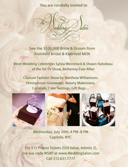 Wedding Salon 2011 ad