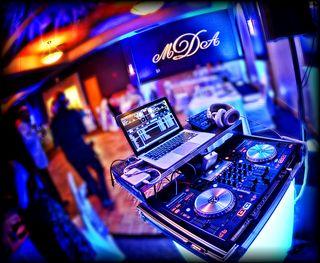 Cube DJ Set-Up