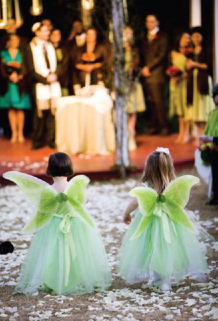 Flower girl fairies