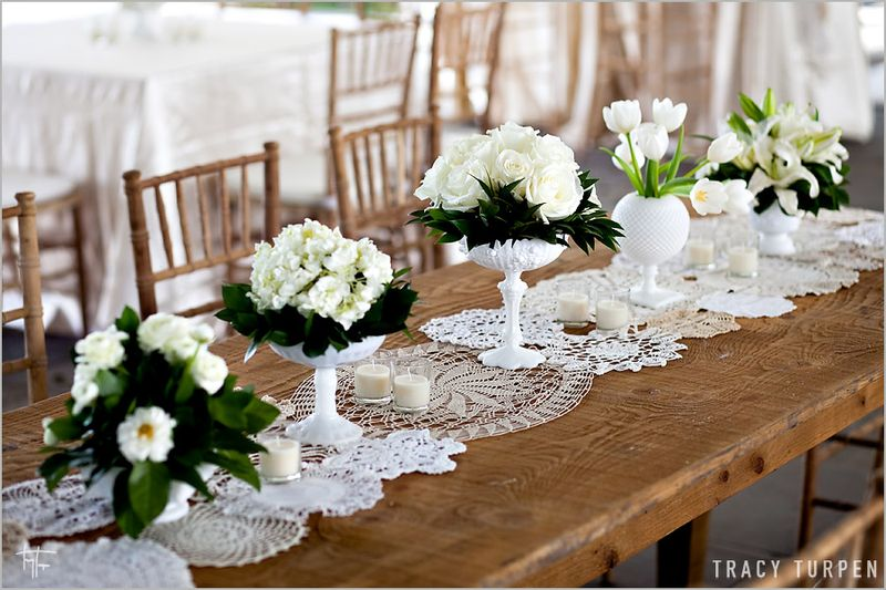 Lace-doilies-table-runner-wedding-ideas1