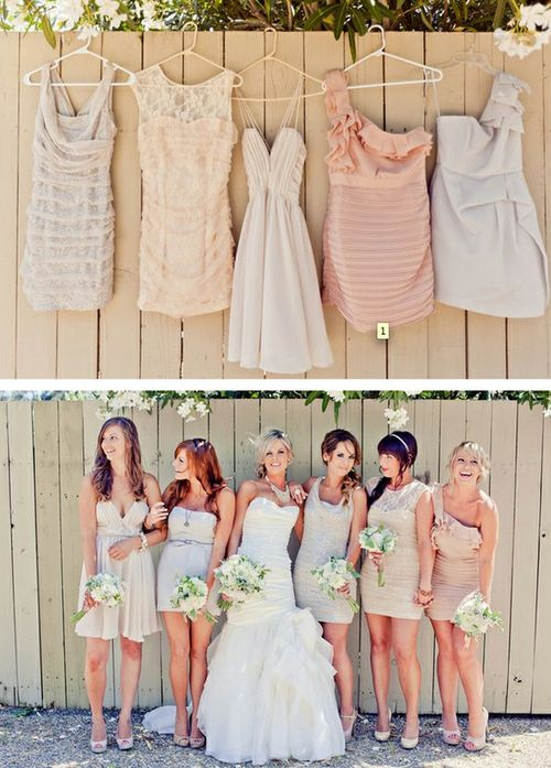 Non-traditional Bridesmaid Dresses2