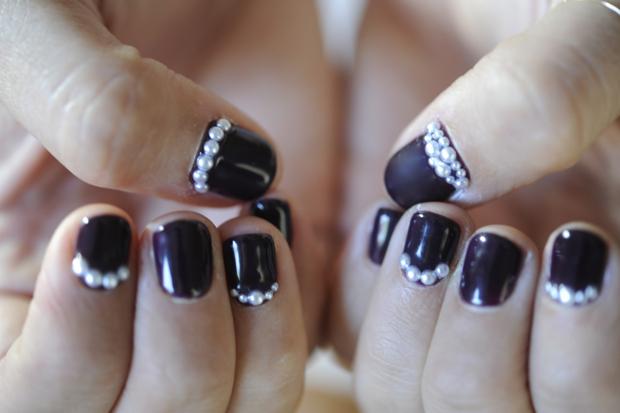 Pearl-nails